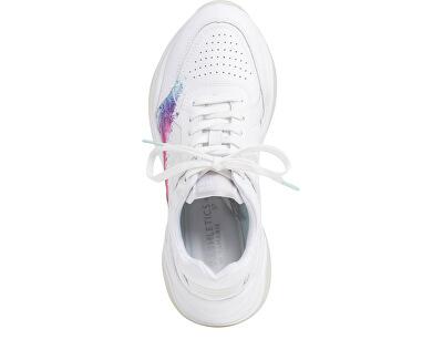 Sneakers da donna 1-1-23735-24-168 White/Splash