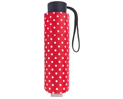 Umbrelă pliabilă pentru femei Tambrella Mini Roșie