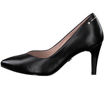 Scarpe con tacco da donna 1-1-22403-24-001 Black