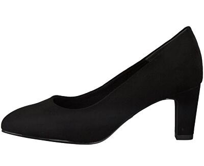 Scarpe con tacco da donna 1-1-22418-24-001 Black