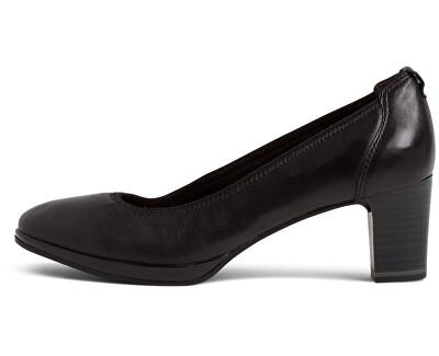 Pantofi cu toc pentru femei 1-1-22446-24-001 Black