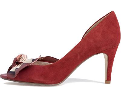 Scarpe con tacco da donna 1-1-29300-24-531 Ruby Comb