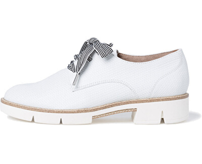 Scarpe stringate da donna 1-1-23703-34-157 White Lea. Str
