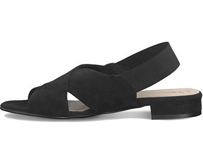 Sandale pentru femei 1-1-28017-34-001 Black