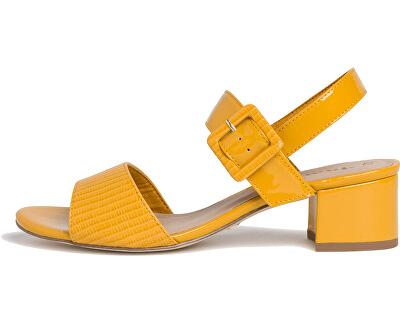 Sandale pentru femei 1-1-28211-24-691 Saffron Comb