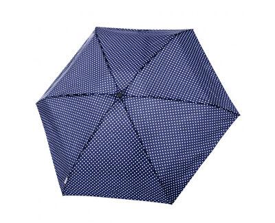 Ombrello da donna pieghevole Tambrella Mini blue