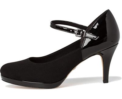Női magassarkú cipő 1-1-24402-25-001