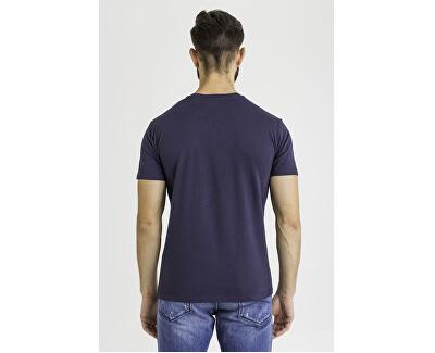 Tricoudin bumbac pentru bărbați Pure Cotton Regular Fit52T00311-U290