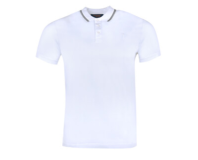 Tricou pentru bărbați cămașă polo Polo Mercerized Cotton Regular Fit 52T00320-W001