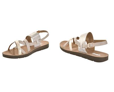 Dámské sandále 28-2977 Beige
