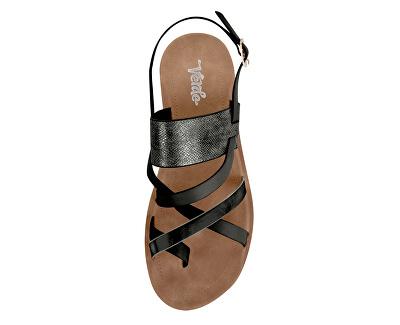 Dámské sandále 28-2977 Black