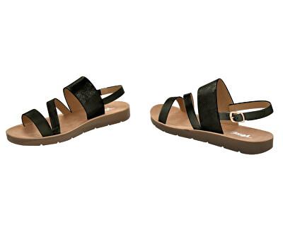 Dámské sandále 28-2978 Black