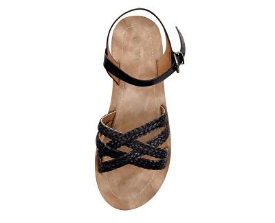 Dámské sandále 28-3021 Black