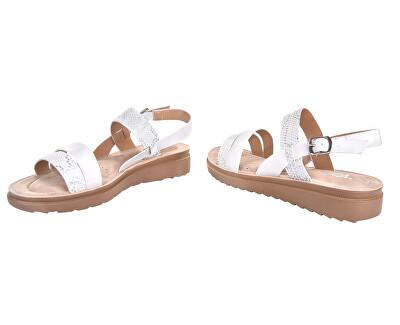 Dámské sandále 28-3033 Silver