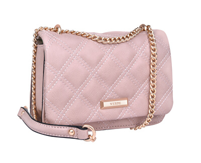 Dámská crossbody kabelka 16-5443 Pink