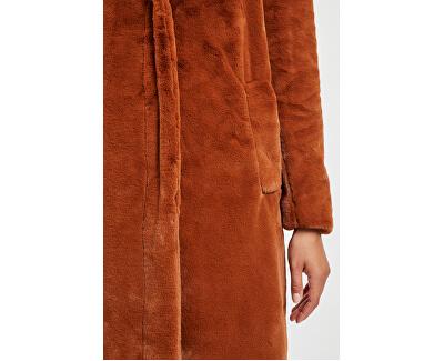 Dámsky kabát VIKODA COAT Toffee