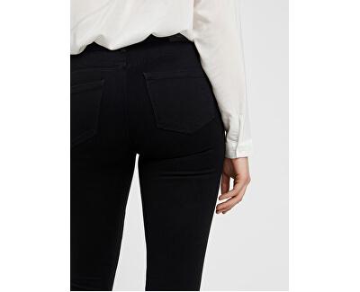 Jeans da donna slim fit VMSEVEN 10183384 Black