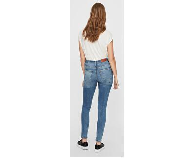 Dámske skinny džínsy VMSOPHIA 10193330 Light Blue Denim
