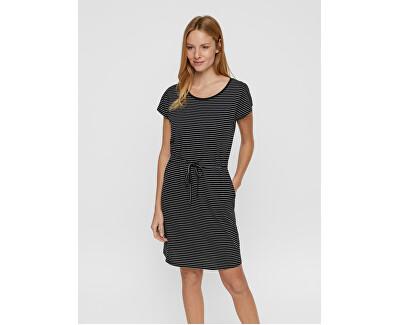 Női ruha VMAPRIL 10198244 Black Stripes