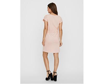 Dámské šaty VMAPRIL 10213298 Sepia Rose