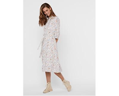 Dámské šaty VMORA Regular Fit 10245097 Birch ORA