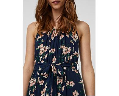 Dámské šaty VMSIMPLY EASY 10245167 Navy Blazer IMMA