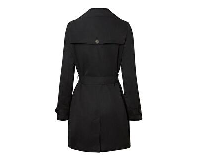 Cappotto da donna VMBERTA 3/4 JACKET COL Black