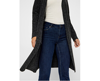 Cardigan da donna VMDOFFY 10.215.434 Black MELANGE