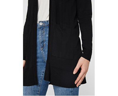 Cardigan da donna VMVICA 10223704 Black