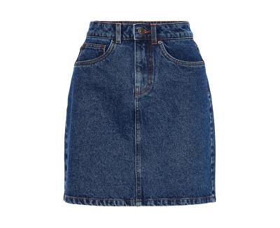 Dámska sukňa Kathy Hr Short Denim Skirt Mix Medium Blue Denim