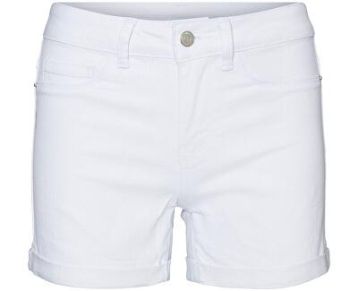 Dámské kraťasy VMHOT SEVEN 10225852 Bright White