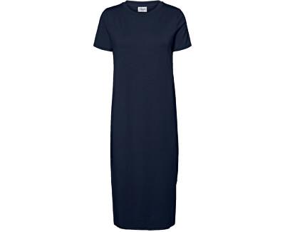 Dámské šaty VMGAVA SS DRESS VMA COLOR Navy Blazer