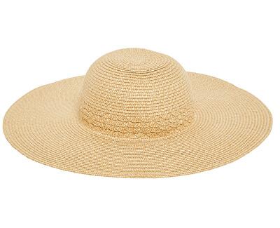 Dámský klobouk VMJOLLA STRAW HAT Oatmeal