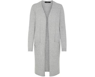 Cardigan da donna VMDOFFY 10215434 Light Grey Melange