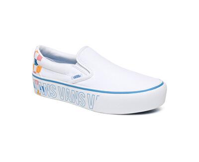 Sneakers da donna  UA Classic Slip-On P True White/Mult VN0A3JEZAHP1
