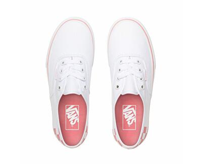Sneakers da donna  UA Authentic Platfor True White/Multi VN0A3AV8AHP1