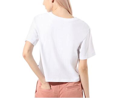 Damen T-Shirt VN0A4SDTWHT1