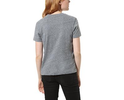 T-shirt da donna WM Flying V Crew TeeGrey Heather / Le VN0A3UP4V941
