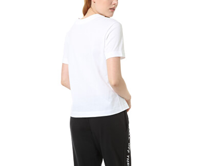 T-shirt da donna WM Junior V Boxy White VN0A4MFLWHT1