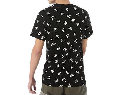 T-shirt da uomo VN0A4TVKBLK1