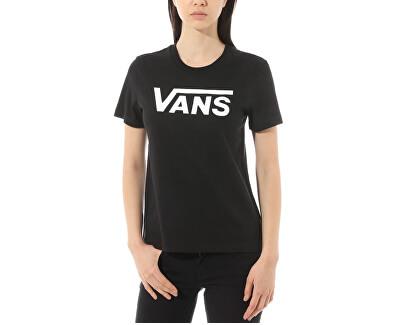 T- shirt da donna VN0A3UP4BLK1