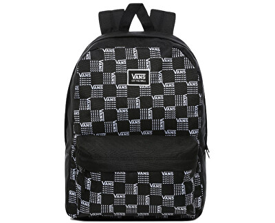 Zaino REALM CLASSIC BACKPACK WORD CHECK VN0A3UI7ZM01