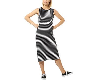 Vestito da donna WM Mini Check Midi D Black VN0A4DRFBLK1