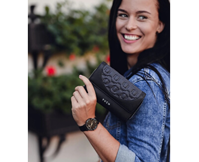 Lederbrieftasche für Damen 2105G
