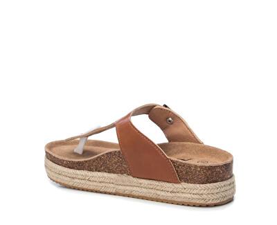 Dámské žabky Camel Pu Ladies Sandals 44113 Camel
