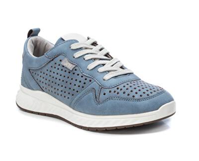 Dámské tenisky Jeans Pu Ladies Shoes 49892 Jeans