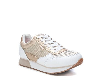 Dámské tenisky Gold Pu Combined Ladies Shoes 49760 Gold