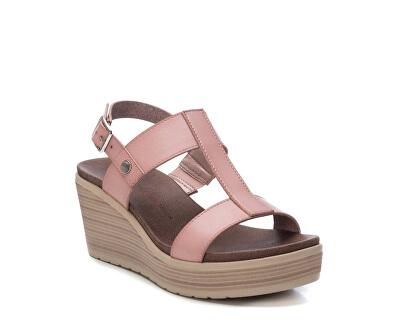 Dámské sandále Nude Pu Ladies Sandals 49868 Nude