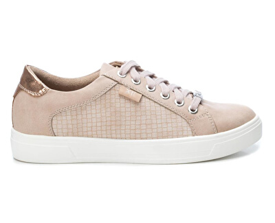 Dámské tenisky Nude Pu Ladies Shoes 49804 Nude