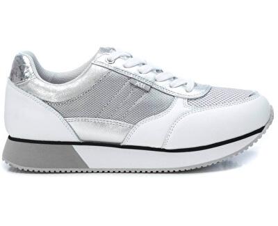 Dámské tenisky Silver Pu Combined Ladies Shoes 49760 Silver